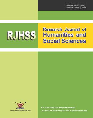 Research Journal of Humanities and Social Sciences